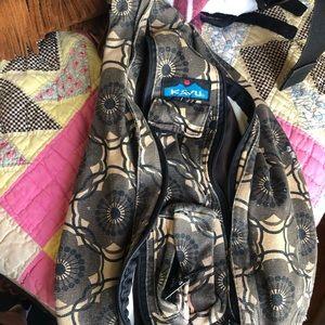 Floral Kavu shoulder bag